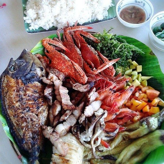 Sungayan Grill Floating Restaurantbolinao, Pangasinan -7130