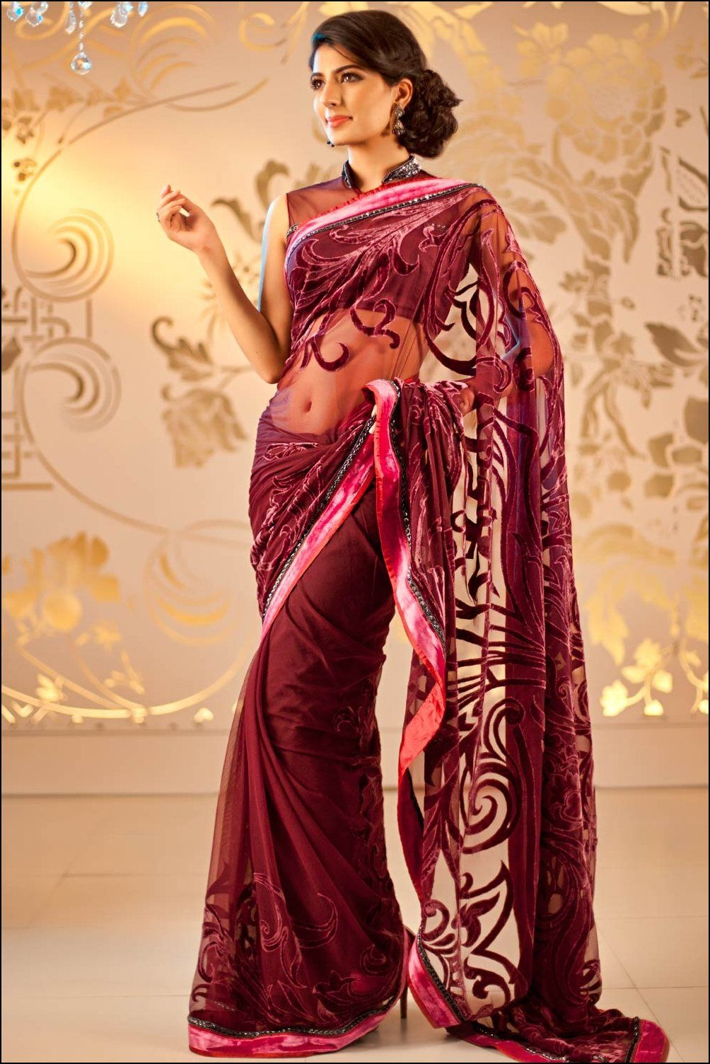 designer sarees collection for wedding coat pant