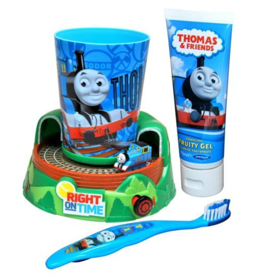 Buy Thomas And Friends Timer Toothbrush Gift Set