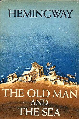 """Ernest Hemingway, 'Il vecchio e il mare'"""" (1952)"""