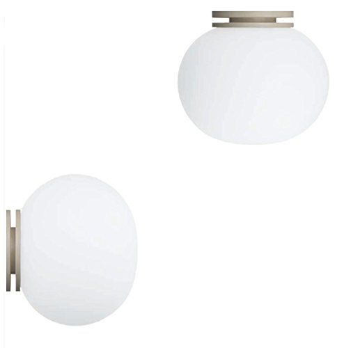Flos F4194009 Mini Glo Ball C W Wall Light Ceiling