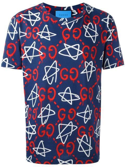 79d8ec1e71e7 GUCCI Gucci Ghost T-shirt.  gucci  cloth  t-shirt