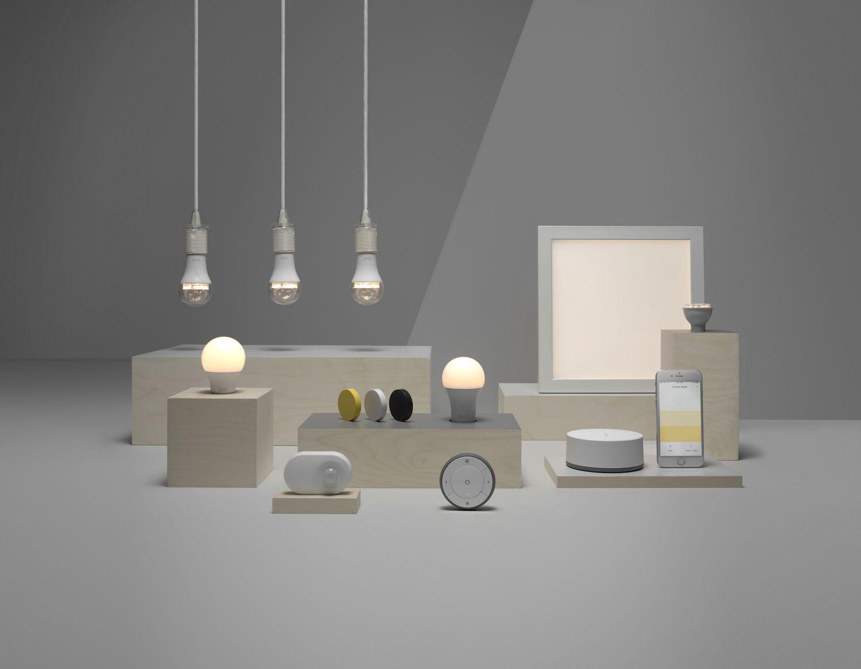 Ikea Smart Lighting Compatibility With Amazon Alexa Google Home Apple Homekit Coming This Fall