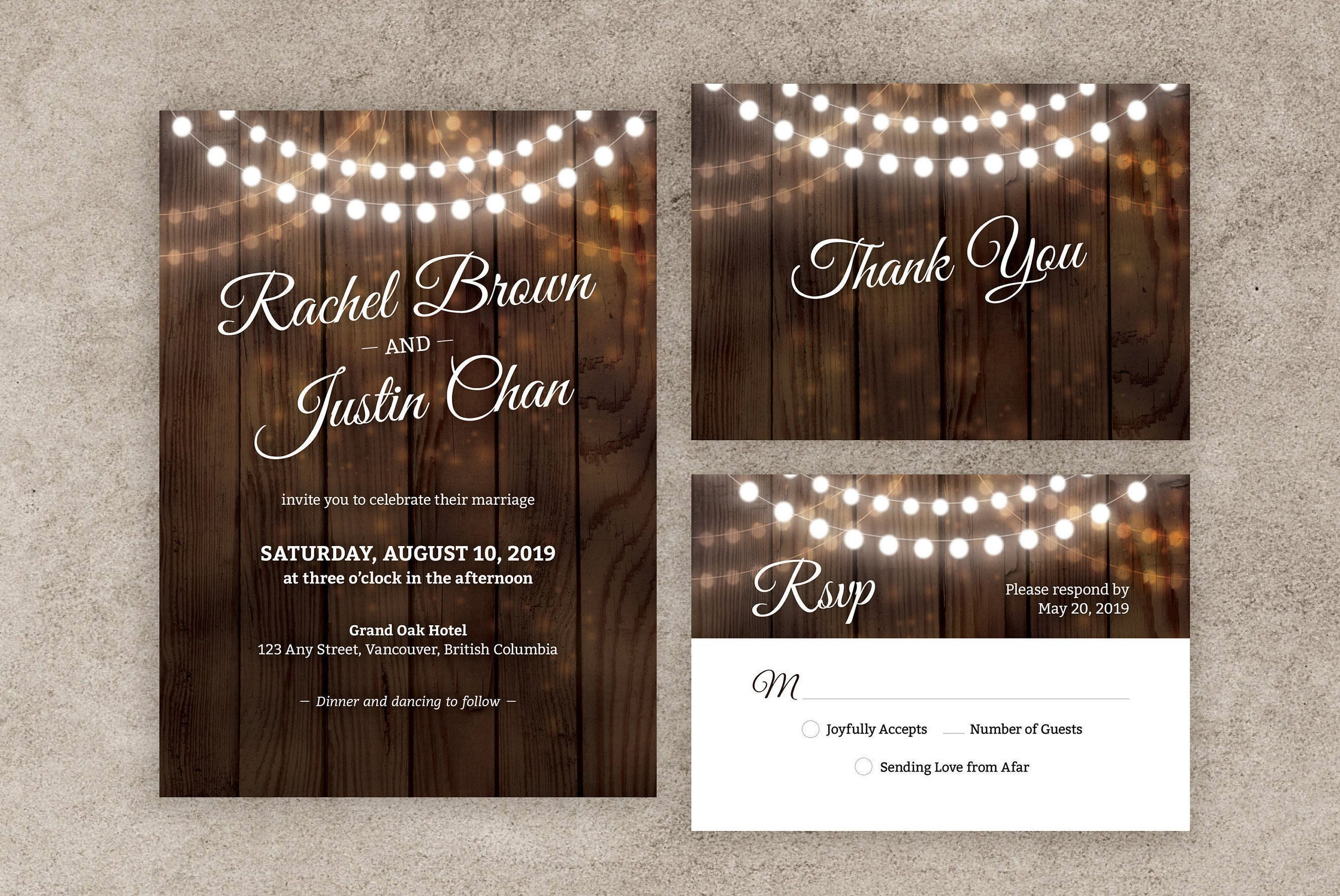 Rustic Wedding Invitation Templates Suite Diy Ru Wedding Invitation Templates Rustic Wedding Invitations Printable Templates Free Wedding Invitation Templates