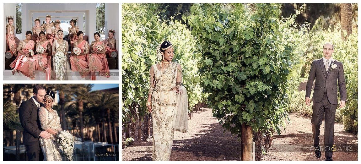 Las Vegas Wedding Planner Sri Lanka Green Valley Ranch Cultural