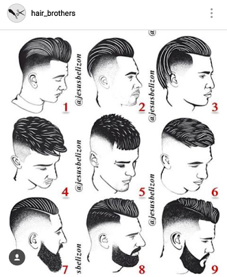 Pin By Luis Gutierrez On Screenshots Hair And Beard Styles Thick Hair Styles Beard And Mustache Styles
