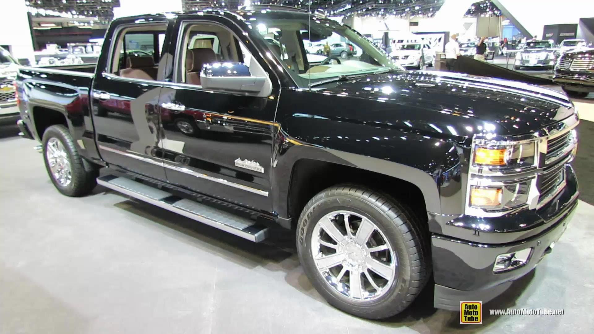 2015 Chevy Silverado 1500 High Country Black Popular Cars