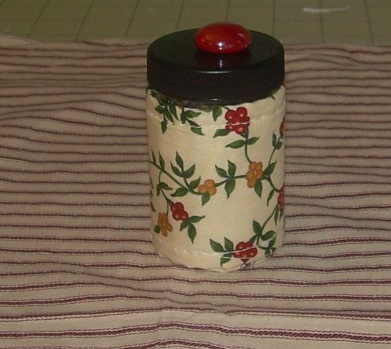 HAIR NOTIONS Travel Kit Red Yellow Holly Berries  by ISewYouReap, $4.00