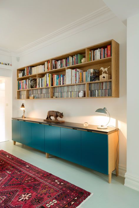 Uncommon projects crouch end living room