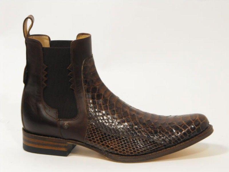 Sendra Damesschoenen Laarzen zwart 42 | Aad van den Berg