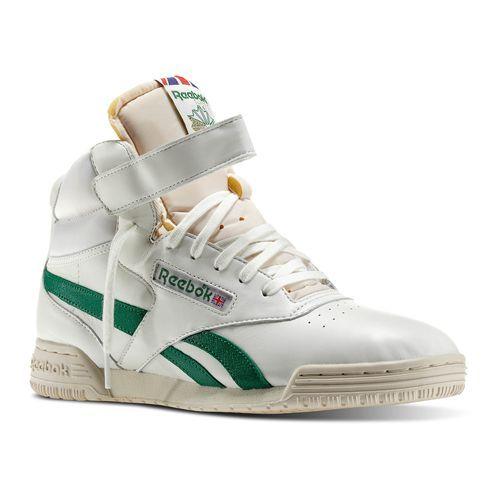 Reebok Exofit Hi Vintage Inspired Reebok International Classic Shoes Women Vintage Sneakers Rebook Shoes