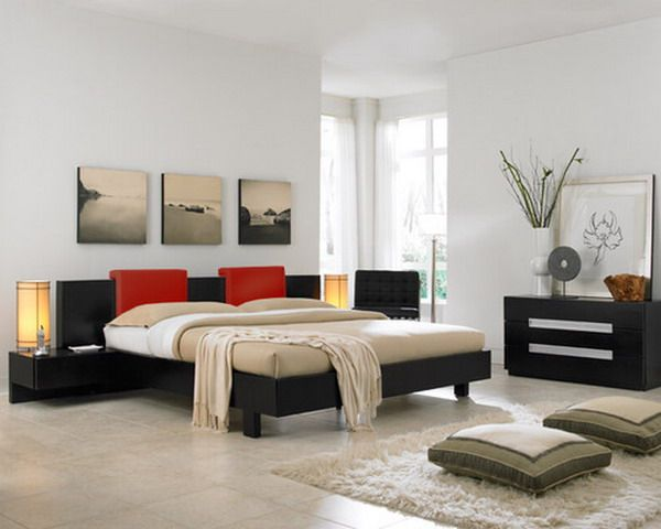 Modern Bedroom Design Within Asian Style The Simple Charm Of The Japanese Bedroom Ideas