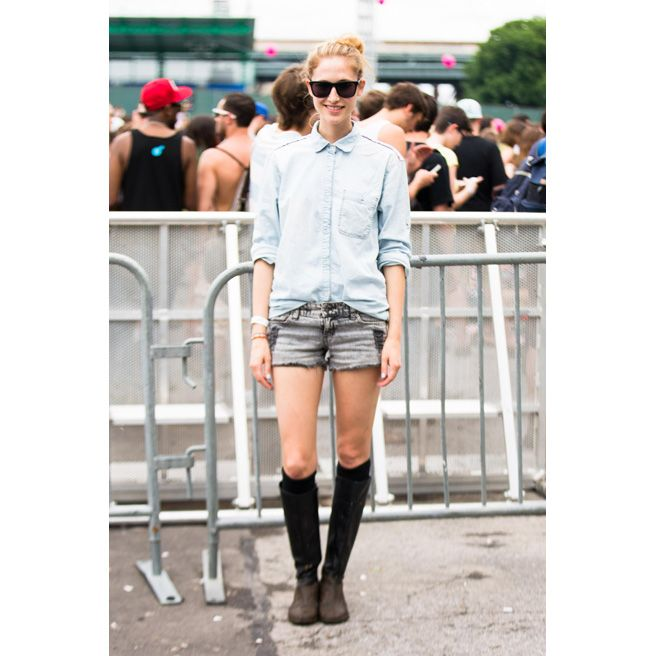 Street-Style Pics From the 2013 Governors Ball