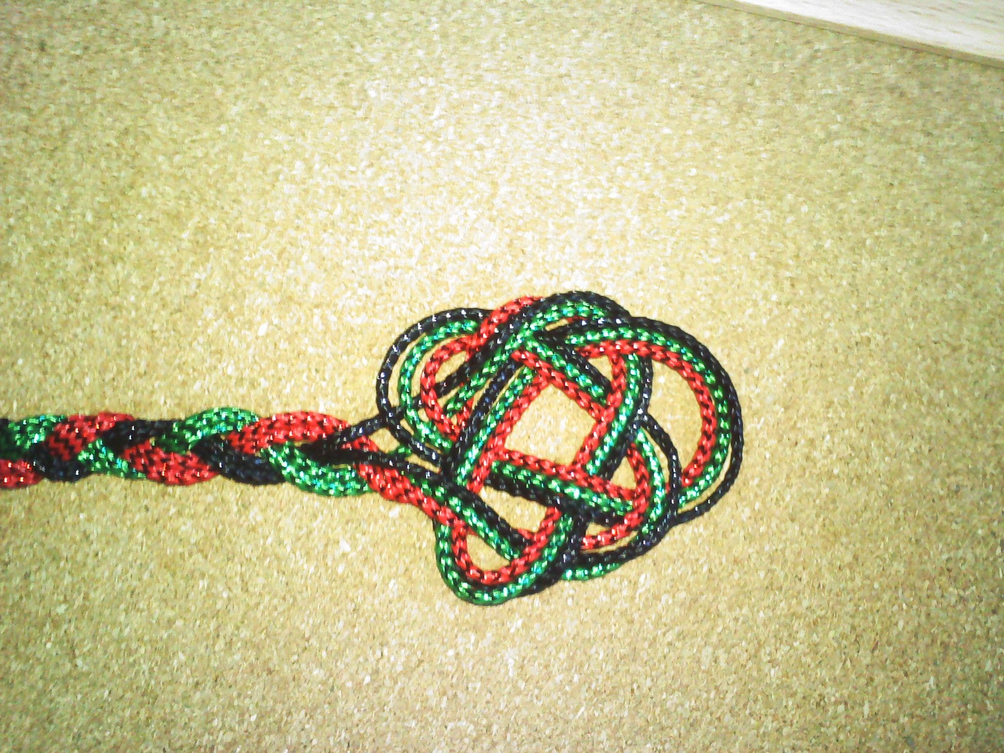 I M Being Asked A Lot Of Questions About How To Actually Make The Cords Used In Handfasting Here S Way Do It Firstly Don T Use Ribbons Unless You