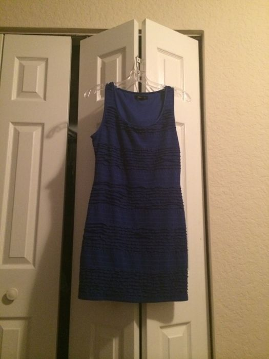 96974a755dbf I'm selling on Vinted! Item: Royal Blue Bodycon Dress | S T Y L E ...
