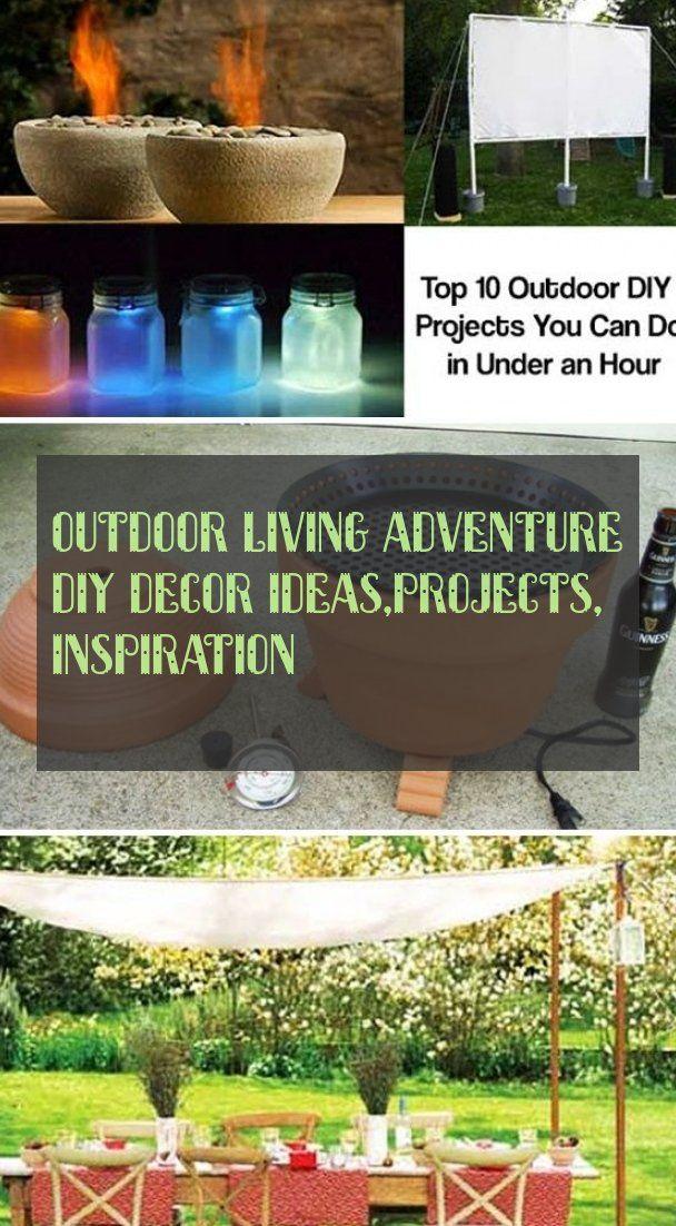 outdoor living adventure diy dekor ideen, projekte, inspiration