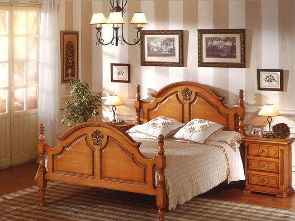 Dormitorios provenzales 2 pinterest dormitorio for Dormitorio king