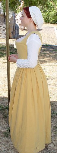 Kirtle front in 2019 | 1c Historic Recreations | Renaissance