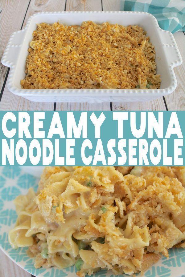 Tuna Noodle Casserole images
