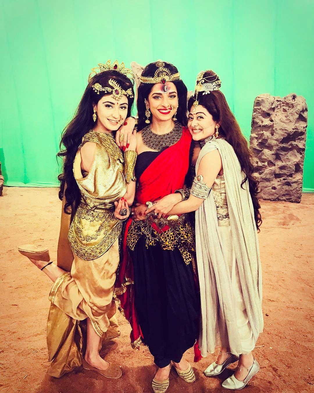 mahakali_1 - Mahakali  Anth Hi Aarambh Hai - Cutest Pic Of Warriors