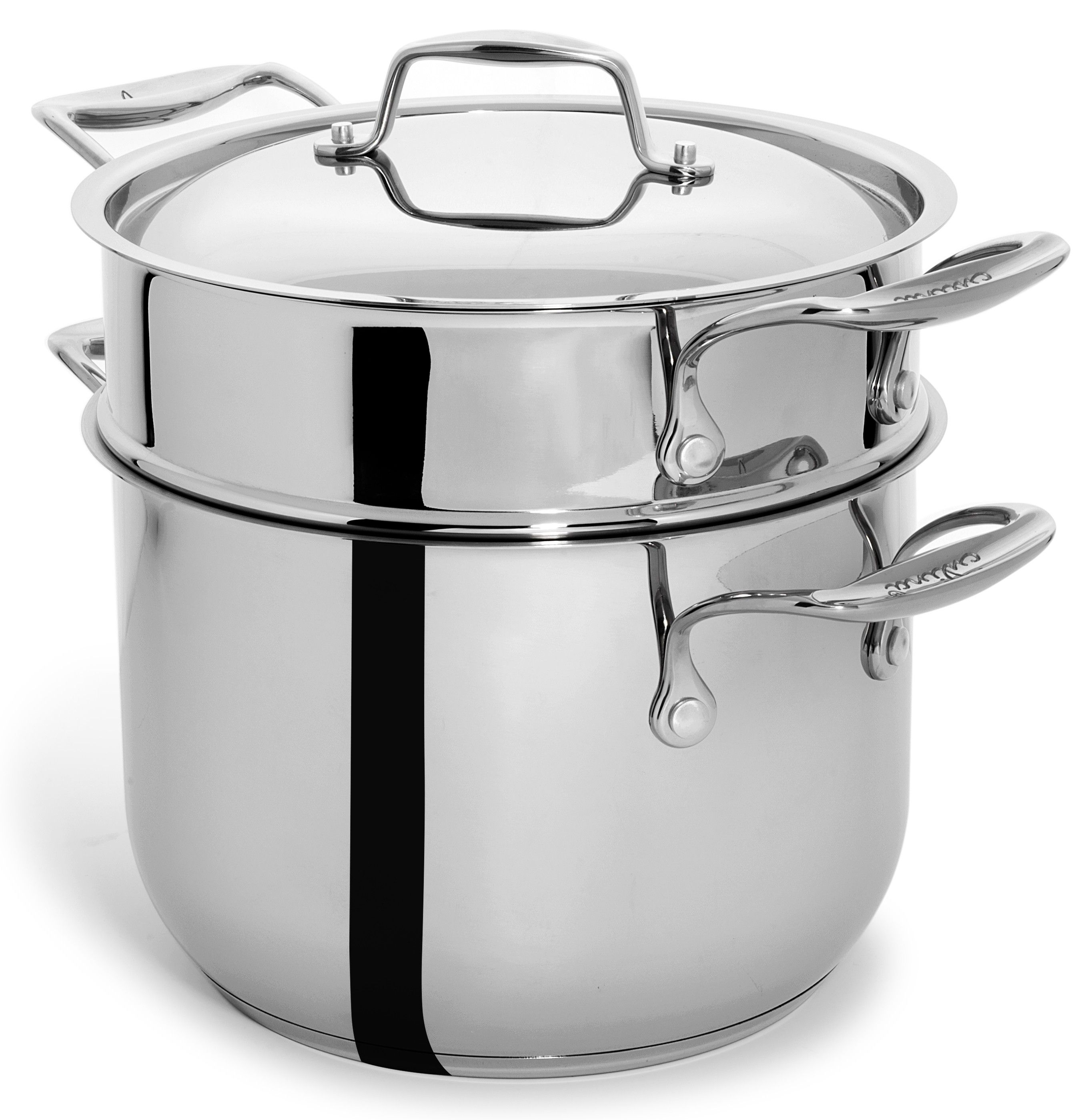 Culina Pasta Pot is great for one pot recipes, which creates less ...