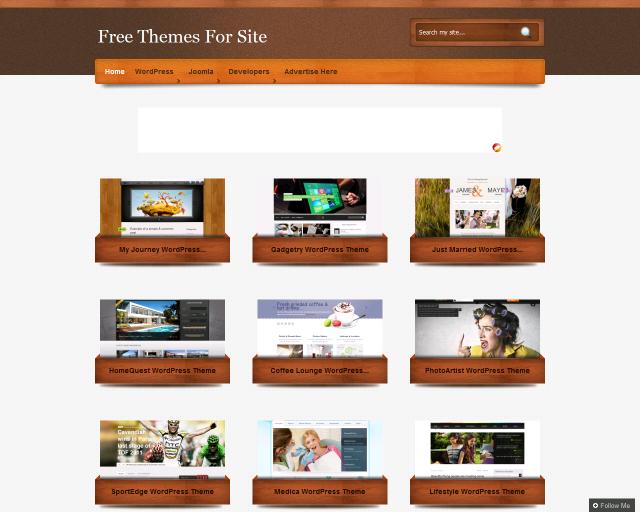 Pin by 霜华 凌 on fgh Joomla templates, Wordpress theme