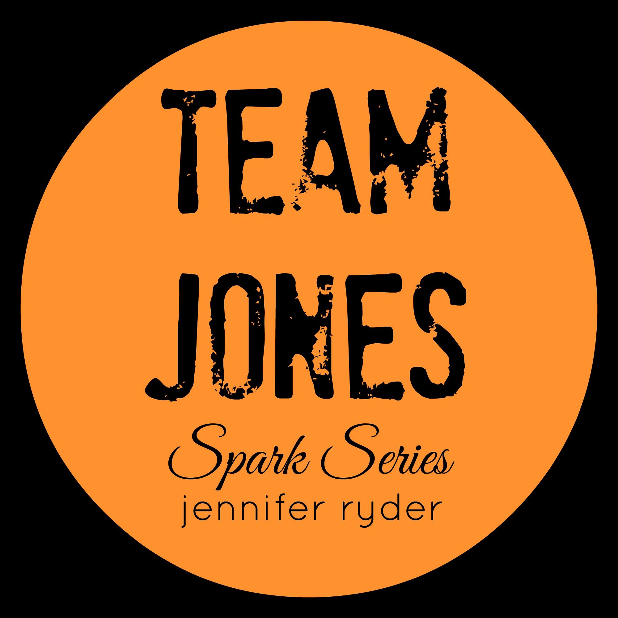 #TeamJones #SparkSeries Strike - Out Now - amzn.to/1waf7to