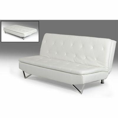Divani Casa Darlow Modern Leatherette Sofa Bed Click To Enlarge