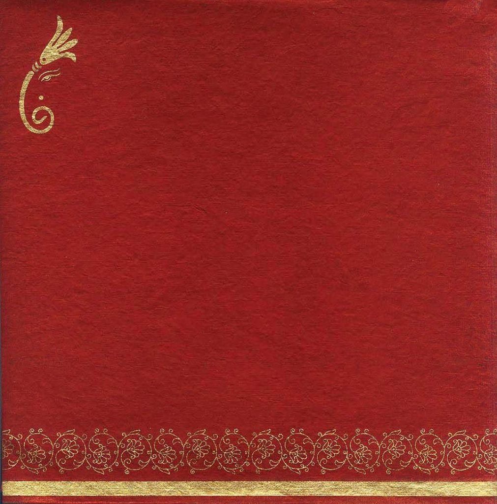 Hindu Wedding Card Background 2