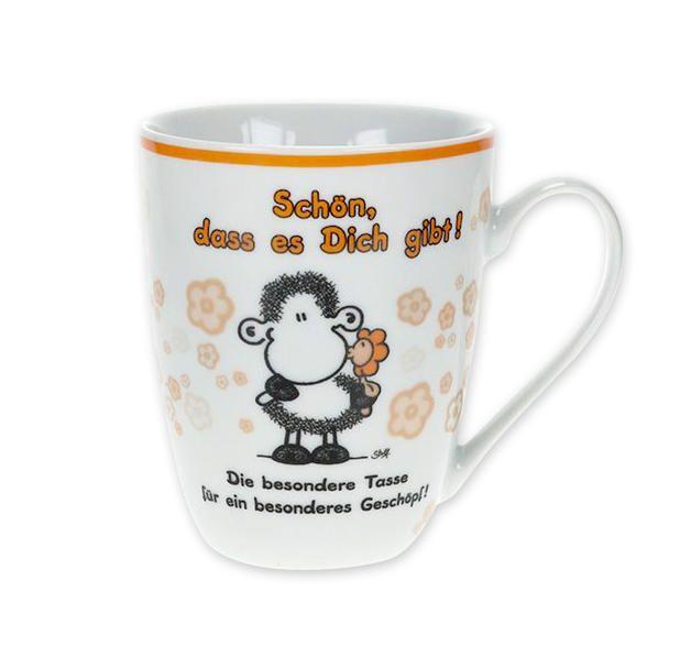 Tasse Einhorn Kaffetasse Becher Henkel Porzellan Lieblingstasse Geschenk Spruch