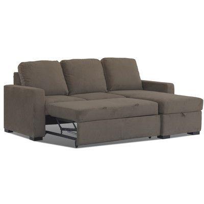 Signature Chelsea Convertible Sofa For Sale Allmodern Storage