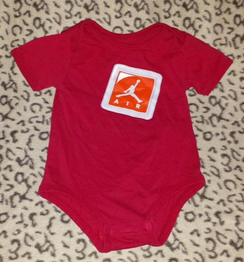 Jordan 100% Cotton One-Pieces (Newborn - 5T) for Boys | eBay