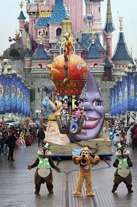 38 Facts You May Not Have Known About Disneyland Paris - Messegelände Paris