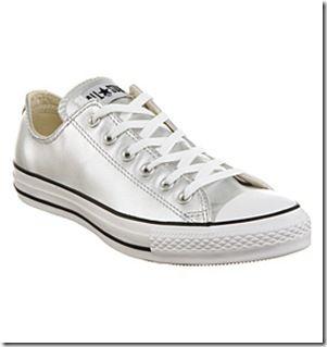 Silver Converse Http Www Office Co Uk