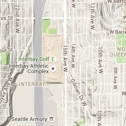 TrailLink Map: Elliott Bay Trail (Terminal 91 Bike Path) Map ...