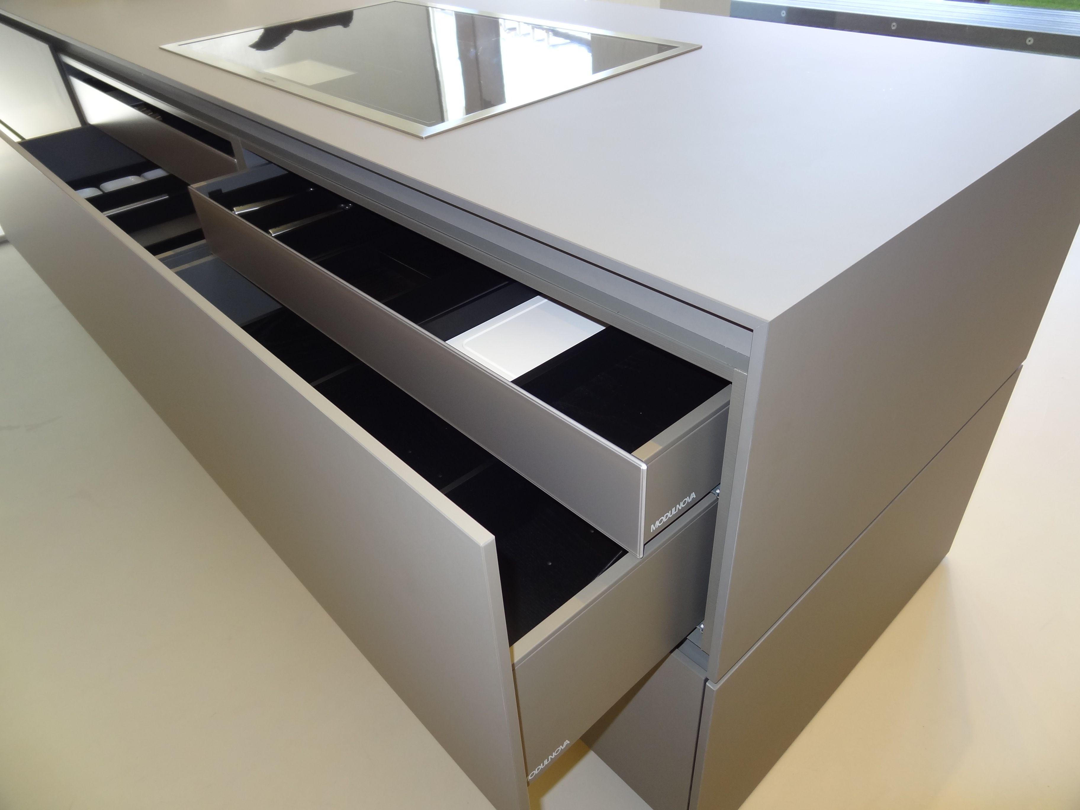 The Blade Modulnova Kitchen, In Miele Centre | Appliances And Kitchen  Furniture In Mallorca