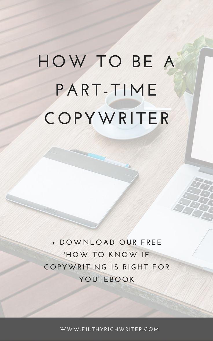 Copywriting Q&A How to Be a PartTime Copywriter