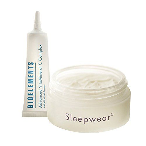 Bioelements 24Hour AntiAging Power Kit  Advanced VitaMineral C Complex  Sleepwear * Click image for more details.