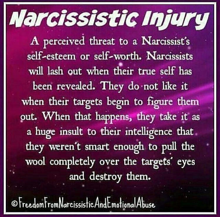 Narcissistic Injury