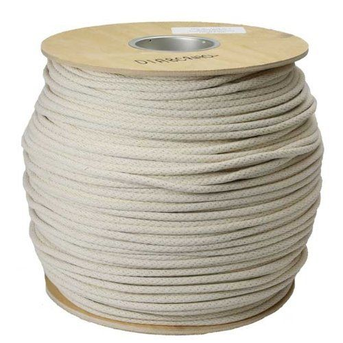 1 4 Cotton Diamond Braid Rope Sash Cord 1000 By Us Cargo Control 155 99 This All Purpose Rope Is A Cotton And Polyester Blend With A Synthetic Core For