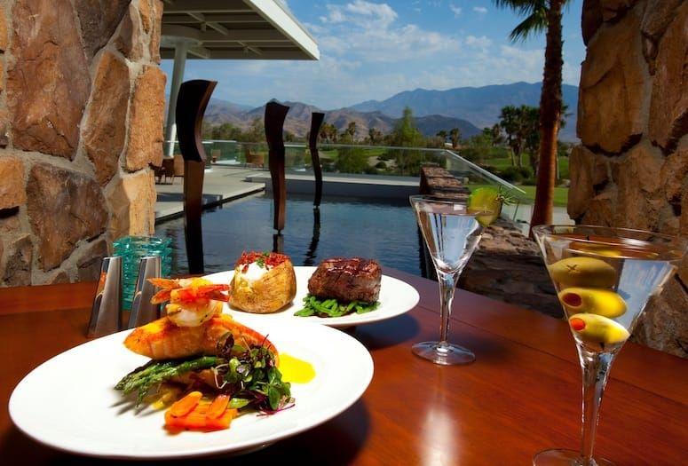Best alfresco dining in the desert these restaurants give