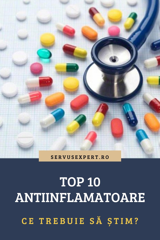 medicamente antiinflamatoare neterozale în varicoză