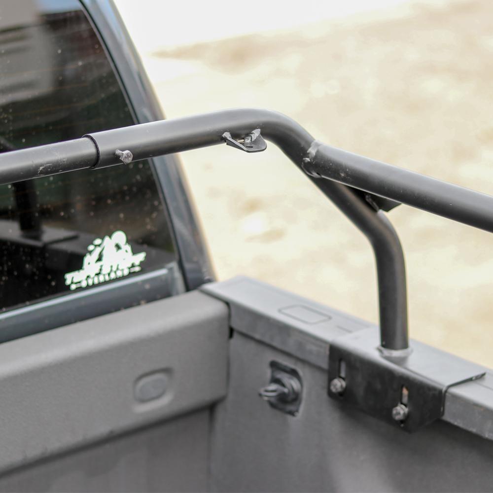 Tuff Stuff® Roof Top Tent Truck Bed Rack, Adjustable