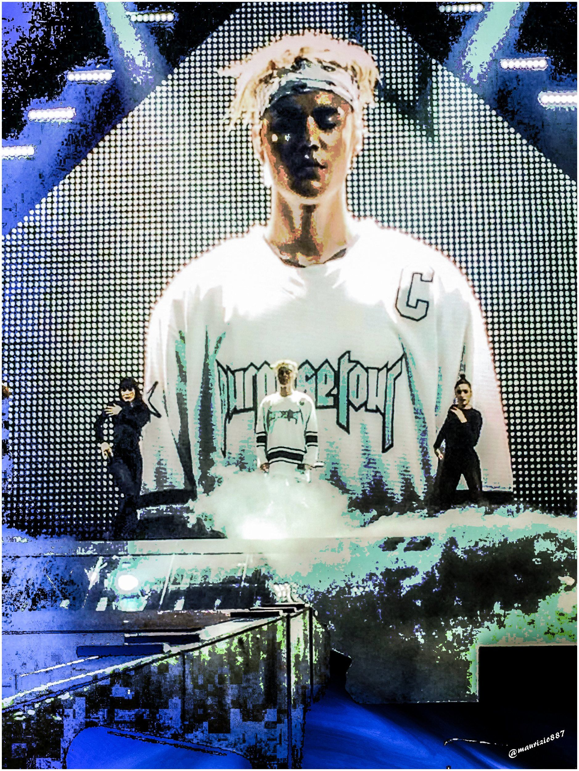 Photo Of Justin Bieberpurpose World Tour2016 For Fans Of Justin