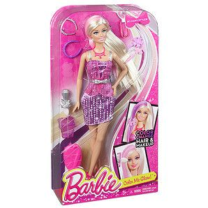 Barbie Colour Change Beauty Doll Target Australia 30 Changes With Water