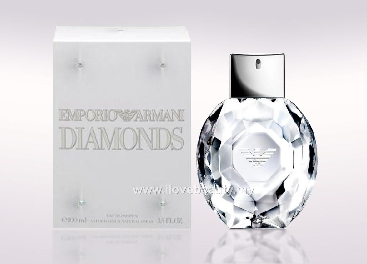 emporio armani diamonds perfume