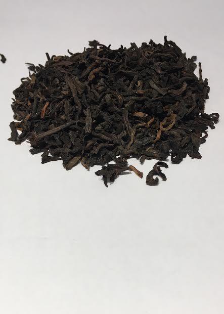 Pu Erh Schwarzer Tee Aus Yunnan Der Beruhmte Lose Pu Erh Tee Wird