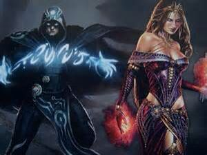 Jace Beleren Liliana Vess Cosplay Outfits Wonder Woman Cosplay