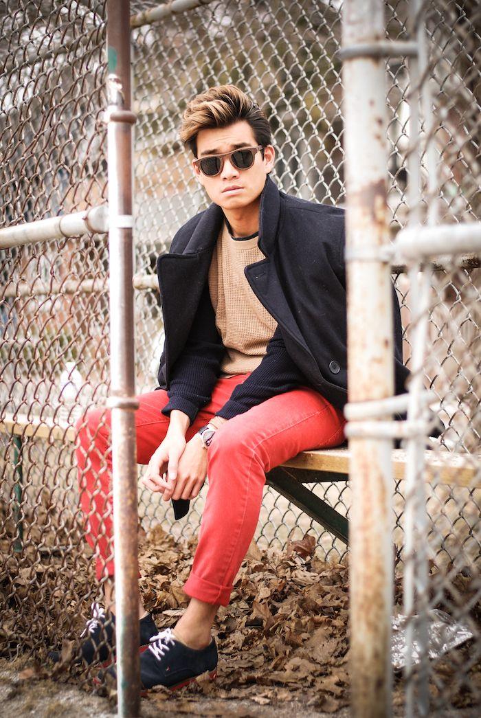 Spring Fashion Inspiration from Alexander Liang (@KENTON magazine)