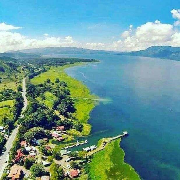 Lago de Yojoa,Honduras